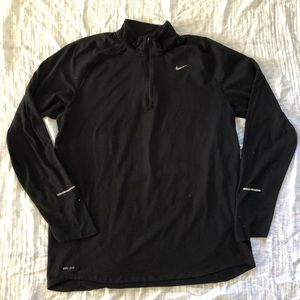 Nike dri fit pullover - mens